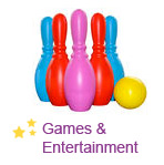 Games & Entertainment